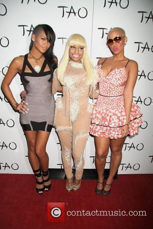 Nicki Minaj, Amber Rose and Las Vegas
