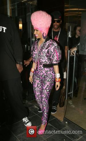 Minaj's London Club Appearance Ruined By Brawl
