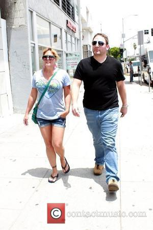 Nicole Eggert and a friend head to Ana. M Lifestyle boutique on Melrose Avenue Los Angeles, California - 10.06.10
