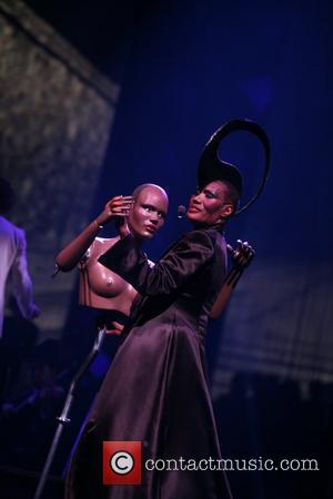 Grace Jones performs at Night Of The Proms at GelreDome Arnhem, The Netherlands - 13.11.10