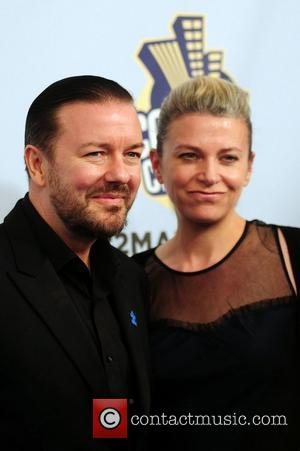Ricky Gervais - Ricky Gervais Reveals Weight Loss Secrets