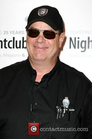 Dan Aykroyd Nightclub & Bar convention kicks off with a ribbon-cutting ceremony with Dan Aykroyd, held at Las Vegas Convention...