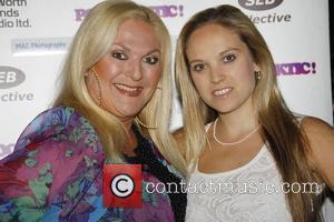 Vanessa Feltz and Her Daughter Allegra