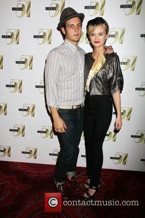 Nico Tortorella and Sara Paxton Nina Dobrev celebrates her 21st Birthday party at Studio 54 at the MGM Hotel and...