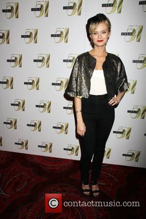 Sara Paxton Nina Dobrev celebrates her 21st Birthday party at Studio 54 at the MGM Hotel and Casino. Las Vegas,...