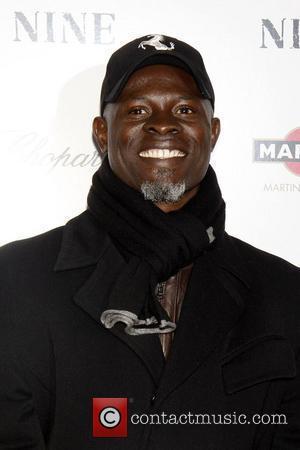 Djimon Hounsou New York premiere of 'Nine' sponsored by Chopard at the Ziegfeld Theatre New York City, USA - 15.12.09