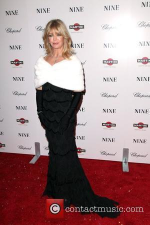 Goldie Hawn, Ziegfeld Theatre