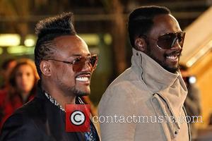 Apl.de.ap and will.i.am of the Black Eyed Peas NRJ Music Awards Ceremony - Arrivals Cannes, France - 22.01.11