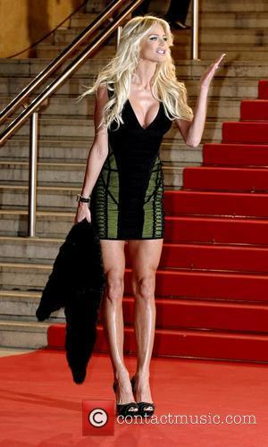 Victoria Silvstedt NRJ Music Awards Ceremony - Arrivals Cannes, France - 22.01.11