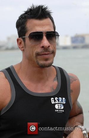 Danny Wood New Kids On The Block launch their Concert Cruise Miami, Florida - 14.05.10