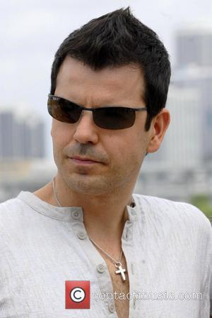Jordan Knight New Kids On The Block launch their Concert Cruise Miami, Florida - 14.05.10