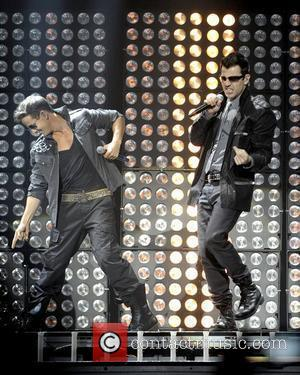 Joey McIntyre and Jordan