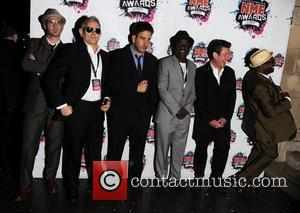 The Specials Shockwaves NME Awards 2010 held at the O2 Academy Brixton - arrivals. London, England - 24.02.10