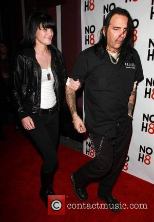 Pauley Perrette and Celebration