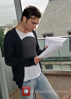 Ed Westwick filming new short film called 'The Commuter' which is directed by the McHenry brothers He will star alongside...