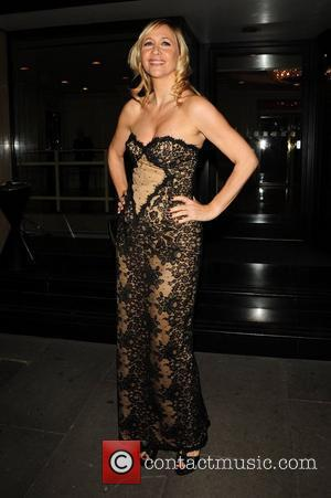Tania Bryer attends the Norwood Gala Dinner, held at Grosvenor House Hotel London, England - 15.11.10