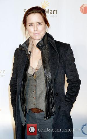 Tea Leoni The Premiere of 'Not My Life' held at Alice Tully Hall at the Lincoln Center New York City,...