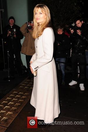 Natascha McElhone The English National Ballet's The Nutcracker Gala Performance held at the Coliseum. London, England - 15.12.10