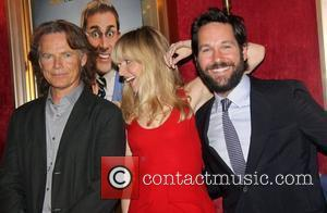 Bruce Greenwood, Lucy Punch and Paul Rudd
