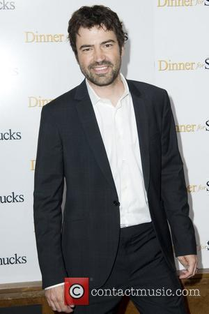Ron Livingston  The NY movie premiere of 'Dinner For Schmucks' at the Ziegfeld Theatre - Inside Arrivals New York...