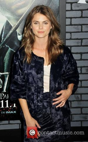 Keri Russell The premiere of 'Harry Potter and the Deathly Hallows - Part 1' at Alice Tully Hall - Arrivals...