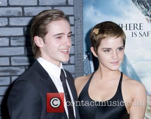 Alex Watson, Emma Watson and Harry Potter