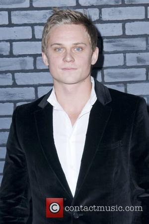 Billy Magnussen and Harry Potter