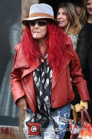 Patricia Field Mercedes-Benz IMG New York Fashion Week - Ralph Lauren - Outside Departures New York City, USA - 18.02.10