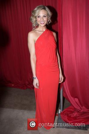 Elisabeth Hasselbeck Mercedes-Benz IMG New York Fashion Week Fall 2010 - The Heart Truth's Red Dress Collection 2010 Fashion Show...