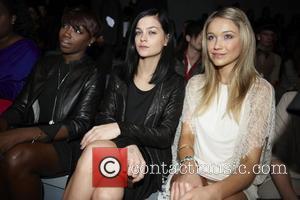 Estelle, Katrina Bowden and Max Azria