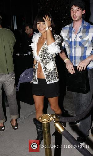Bai Ling arrives at the Trousdale club to attend Nylon Magazine's 11th Anniversary Celebration Los Angeles, California - 07.04.10