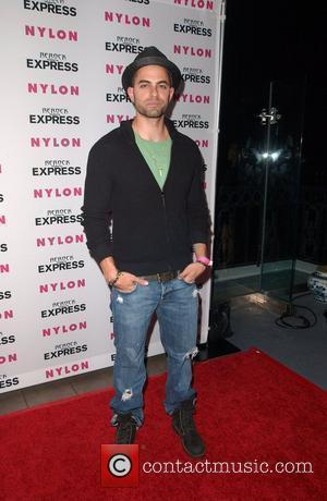Adrian Bellani Nylon + Express August Denim Issue Party held at The London Hotel - Arrivals West Hollywood, California -...