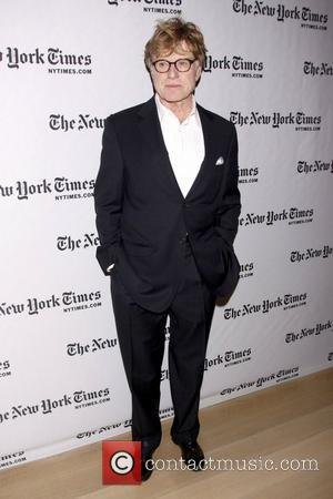 Robert Redford 10th Annual New York Times Arts & Leisure Weekend event, held at the Times Center New York City,...