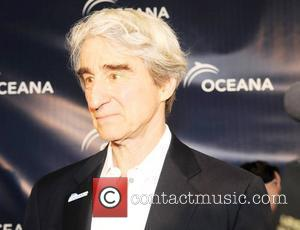 Sam Waterston and Jackson Browne