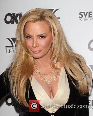 Cindy Margolis USA OK! magazine's 5th anniversary party, five of five parties, held at La Vida Los Angeles, California -...
