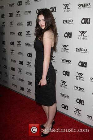 India Eisley USA OK! magazine's 5th anniversary party, five of five parties, held at La Vida Los Angeles, California -...