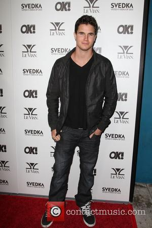 Robbie Amell USA OK! magazine's 5th anniversary party, five of five parties Los Angeles, California - 01.09.10