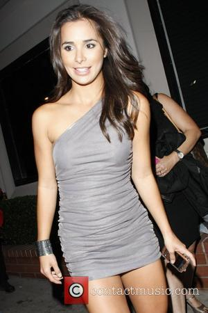 Josie Loren USA OK! magazine's 5th anniversary party, five of five parties - departures  Los Angeles, California - 01.09.10