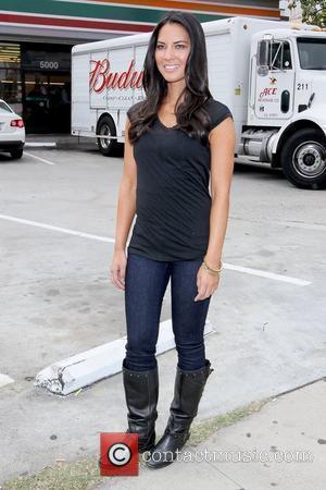 Olivia Munn and Billboard