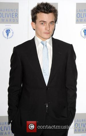 Rupert Friend attends The Laurence Olivier Awards at The Grosvenor House Hotel  London, England - 21.03.10