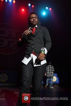 Shaggy  Hot 97's presents the On Da Reggae Tip 2010 concert at the Hammerstein Ballroom  New York City,...