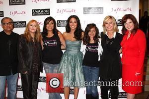 Deepak Chopra, Melissa Etheridge, Morgan Brittany and Olivia Newton-john