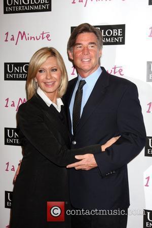 Olivia Newton-john and John Easterling