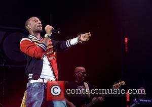 B.o.B BBC Radio 1Xtra Live at Wembley Arena London, England - 25.09.10