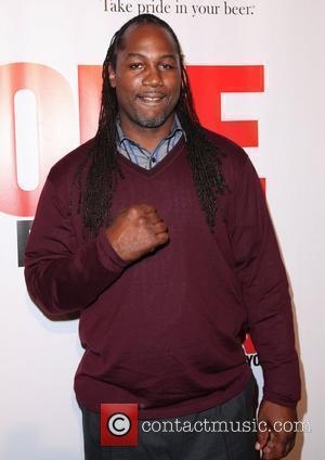 Lennox Lewis,  at the 3rd annual fundraiser for the ONEXONE Foundation at Capital. New York City, USA - 27.10.10