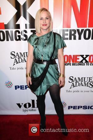 Patricia Arquette,  at the 3rd annual fundraiser for the ONEXONE Foundation at Capital. New York City, USA - 27.10.10