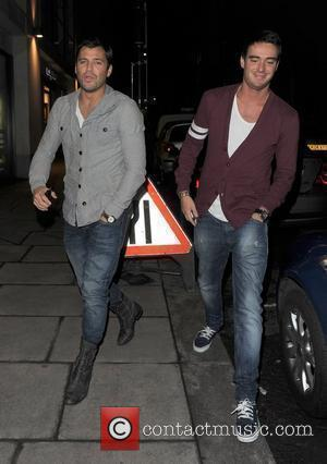 Mark Wright and Jack Tweed James Argent from TV show 'The Only Way is Essex' celebrates his birthday with a...