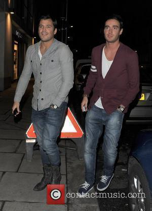Mark Wright and Jack Tweed