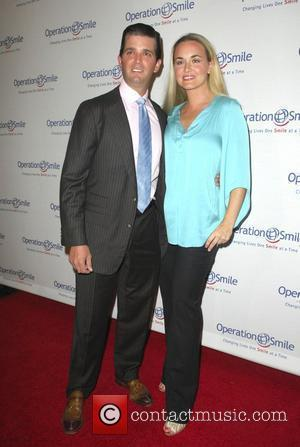 Donald Trump Jr. and Vanessa Trump Operation Smile's 2010 Smile Gala held at The Beverly Hilton Hotel Beverly Hills, California...
