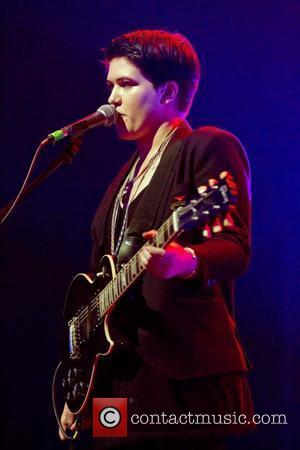 Romy Madley Croft of The xx Optimus Alive! 2010 at Passeio Maritimo de Alges - Day 1 Lisborn, Portugal -...